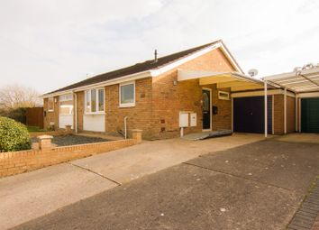 Thumbnail 2 bed semi-detached bungalow for sale in Osprey Drive, Caldicot