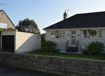 Thumbnail 2 bed semi-detached bungalow for sale in Roeselare Avenue, Torpoint