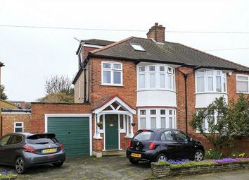 Thumbnail 4 bed semi-detached house for sale in Albury Avenue, Isleworth, Middlesex