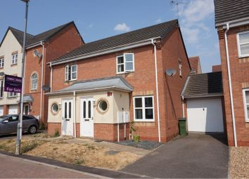 2 bed semi-detached house for sale in Home Avenue, Thorpe Astley, Leicester LE3
