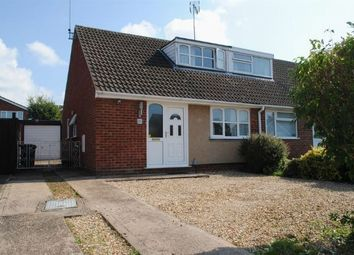 Thumbnail 3 bedroom semi-detached house for sale in Reynard Way, Kingsthorpe, Northampton