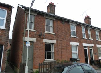 Thumbnail 2 bed end terrace house to rent in Grove Road, Chelmsford