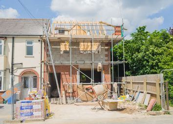 Thumbnail 3 bed detached house for sale in Station Road, Wigston