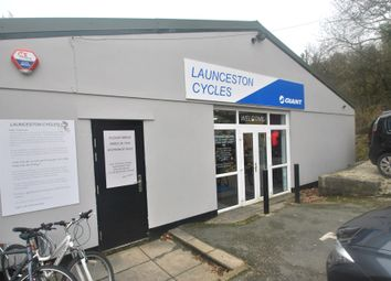 Thumbnail Retail premises to let in Newport Industrial Estate, Launceston