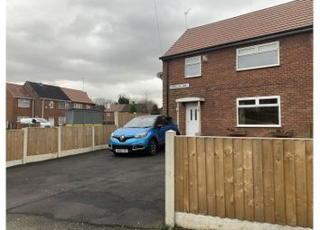 Thumbnail 3 bedroom semi-detached house for sale in Tweedle Hill Road, Manchester