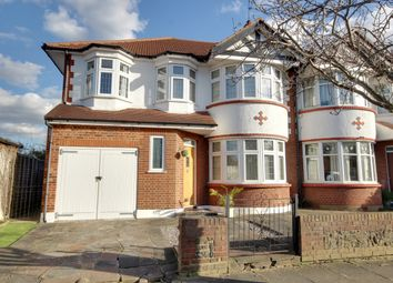 Thumbnail 5 bed end terrace house for sale in Brendon Way, Enfield