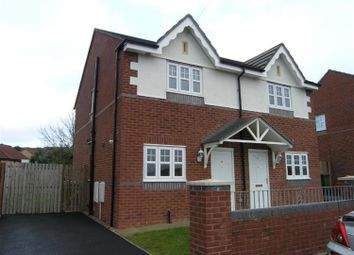 Thumbnail 2 bedroom semi-detached house to rent in Beechwood Drive, Prenton