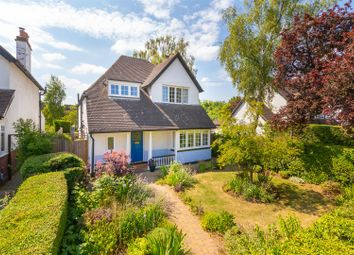 Thumbnail 4 bed detached house for sale in Norton Way South, Letchworth Garden City