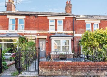 Thumbnail 3 bed terraced house for sale in Highcliffe Road, Winchester, Hampshire