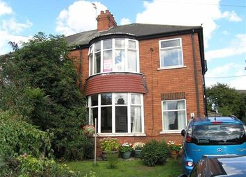 Thumbnail 3 bedroom semi-detached house to rent in Highfield Avenue, Scunthorpe