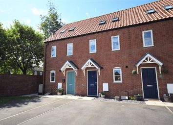 Thumbnail 3 bed terraced house for sale in Canal Close, Louth, Lincolnshire