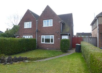 Thumbnail 2 bed semi-detached house for sale in Main Road, Watnall, Nottingham