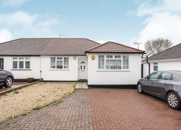 Thumbnail 3 bedroom semi-detached bungalow for sale in Harrow Way, Watford