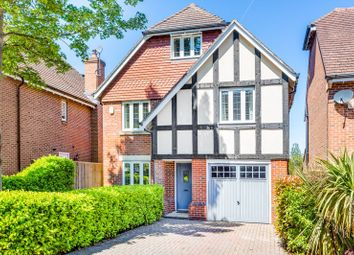 Thumbnail 5 bed detached house to rent in Poplar Close, Epsom