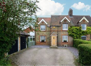 Thumbnail 4 bed semi-detached house for sale in Little Laver, Ongar