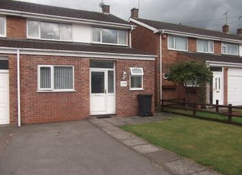 Thumbnail 1 bed semi-detached house to rent in Larchwood Road, Coventry