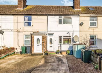 Thumbnail 2 bed terraced house for sale in Torrington Road, Ashford