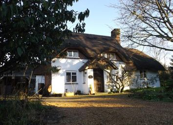 Thumbnail 2 bed detached house for sale in Timsbury, Romsey, Hampshire