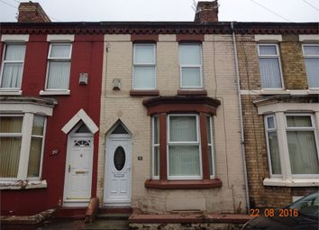 Thumbnail 3 bed terraced house to rent in Church Road West, Walton, Liverpool, Merseyside