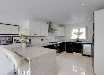 Thumbnail 5 bed detached house for sale in Haggerwood Way, Stansted