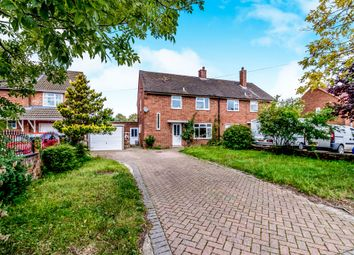Thumbnail Semi-detached house for sale in Pillinge Road, Stewartby, Bedford