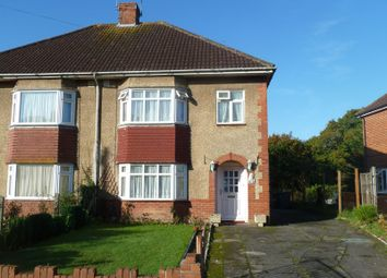 Thumbnail 3 bed semi-detached house for sale in Highlands Crescent, Kinson, Bournemouth