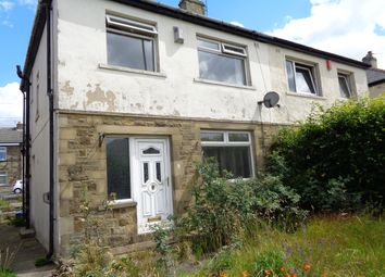 Thumbnail 3 bed semi-detached house to rent in North Cote Road, Bradford