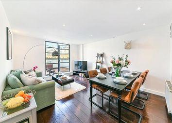 Thumbnail 3 bedroom flat for sale in Mandarin Wharf, 72-74 De Beauvoir Crescent, London