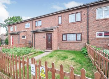 Thumbnail 3 bed terraced house for sale in Steyning Close, Corby
