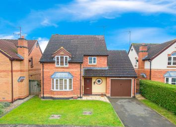 Thumbnail 3 bed detached house for sale in Haweswater Road, Kettering