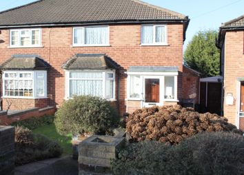Thumbnail 3 bed semi-detached house for sale in Parkside Road, Birmingham