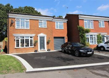 Thumbnail 4 bed detached house for sale in Gerald Close, Burgess Hill