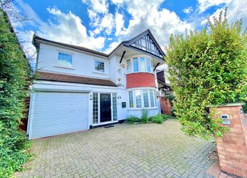 Thumbnail 4 bed detached house for sale in Kenton Road, Kenton