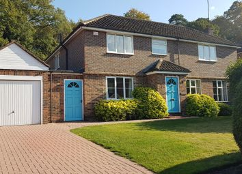 Thumbnail 4 bedroom detached house to rent in Sunninghill - Detached House, 4 Large Double Bedrooms, 3 Receps, Great Garden. Available Now