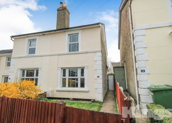 Thumbnail 3 bed semi-detached house to rent in Stratford Street, Tunbridge Wells