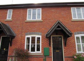 Thumbnail 2 bed terraced house to rent in Church Street, Weedon, Northampton
