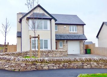 Thumbnail 4 bed detached house for sale in Strawberry Fields, Kendal, Cumbria