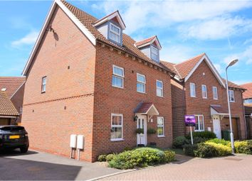 Thumbnail 5 bed detached house for sale in Mallow Road, Sheerness
