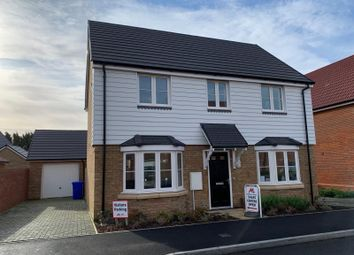 Thumbnail 4 bed detached house to rent in Mace Road, Bury St. Edmunds
