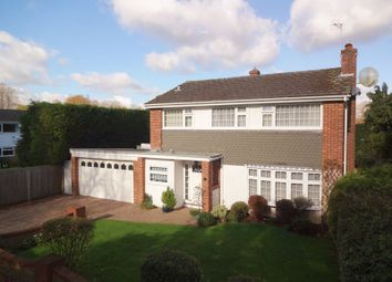 Thumbnail 4 bedroom detached house for sale in Home Farm Road, Godalming