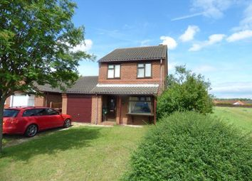 Thumbnail 3 bed detached house for sale in Melbourne Road, Lincoln, Lincolnshire