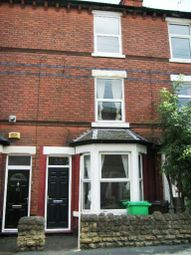 Thumbnail 4 bed property to rent in Turney Street, Nottingham