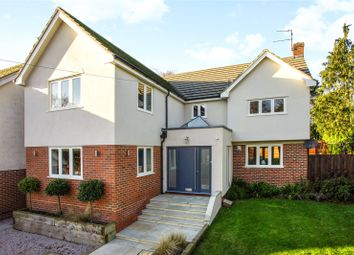 Thumbnail 4 bed detached house for sale in Oakleigh Court, Bishop's Stortford, Hertfordshire