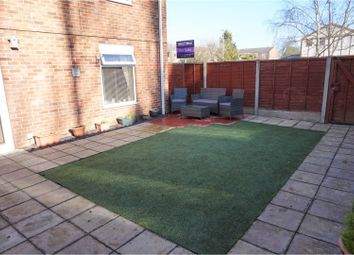Thumbnail 2 bed flat for sale in Beverley Close, Holton Le Clay, Grimsby