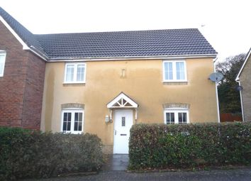 Thumbnail 3 bedroom property to rent in Clos Celyn, Barry, Vale Of Glamorgan