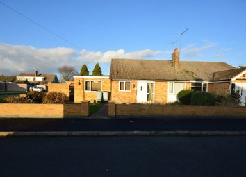 Thumbnail 3 bed bungalow to rent in St. Marys Close, Thorney, Peterborough