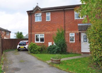 Thumbnail 3 bed semi-detached house for sale in Millstream Close, Andover