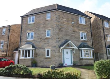 Thumbnail 4 bed detached house for sale in Victoria Road, Bailiff Bridge, Brighouse