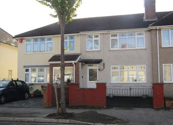 Thumbnail 3 bed terraced house for sale in Woodcote Avenue, Elm Park