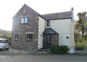Thumbnail 3 bed detached house to rent in Lang Gardens, Calstock